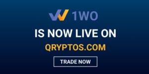 First of its Kind 1WO Media Token Gets Listed on QRYPTOS