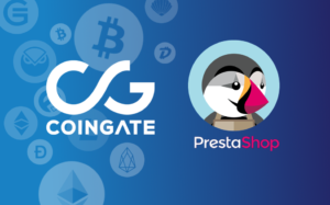 CoinGate Announces Partnership with PrestaShop to Bring Cryptocurrency Payments to 80,000 Ecommerce Merchants