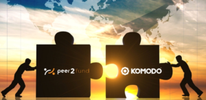 Peer2group Announces Partnership with Komodo