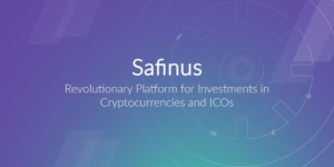 The Safinus Platform will Unite Cryptomarket Newcomers and Experienced Investors!