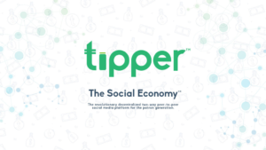 Game-changing Decentralized Social Media Platform Where Tipping Pays and Every User Earns