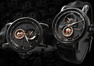 Chronoswiss Release Exclusive, Limited-edition, Swiss-made Cryptocurrency Watches