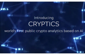 Cryptics Introduces The World's First AI-Based Trading Solution