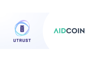 UTRUST and AidCoin Unite to Enhance Charitable Giving – Delivering Protected and Transparent Crypto Donations via the Blockchain