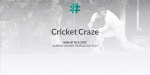 OneHash Captures the Craze of Cricket Starting with a Huge $2,500+ Giveaway Competition on the Cricket World Cup