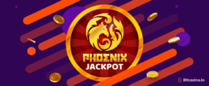 Bitcasino Launches Revolutionary Phoenix Jackpot Game, and New Engaging Gameplay