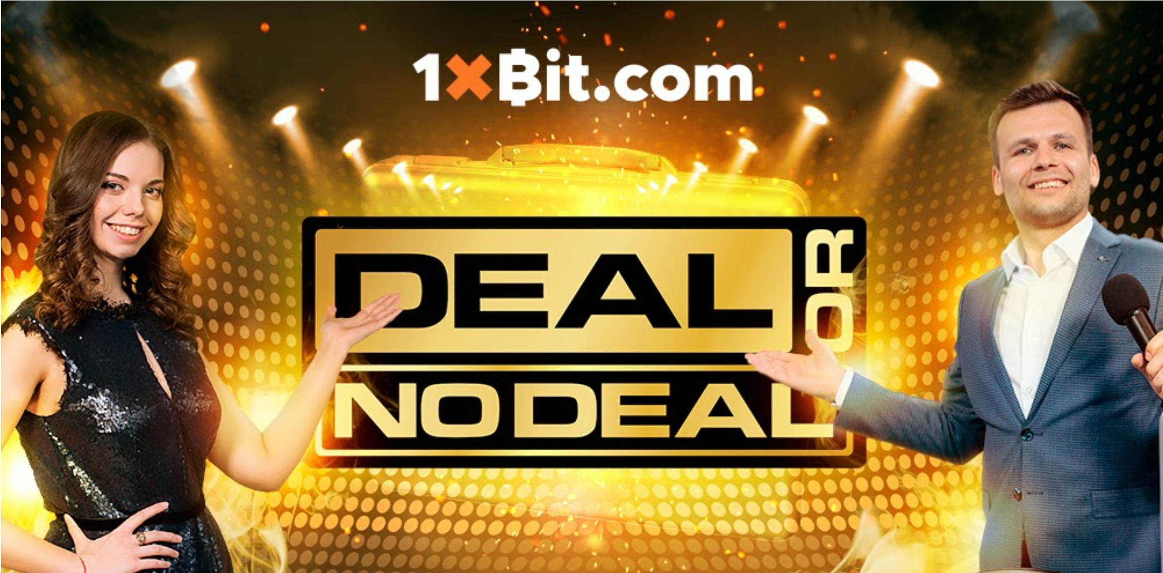 1xbit DEAL OR NO DEAL