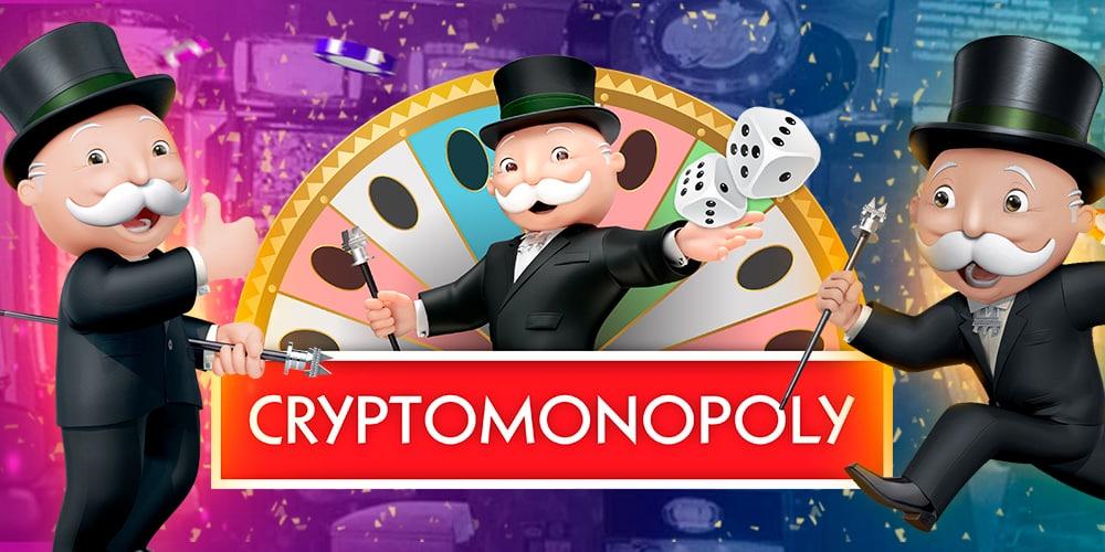 1xBit Announces New Live Casino Game CRYPTOMONOPOLY With 1BTC Prize Pool